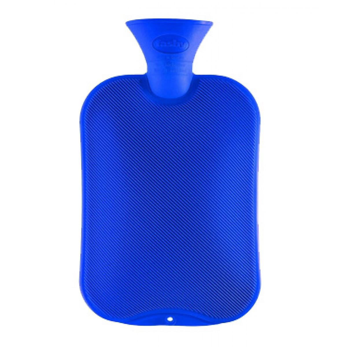 bd884b2de0b Fashy kruik 2 liter | Blauw | enkelzijdig geribbeld