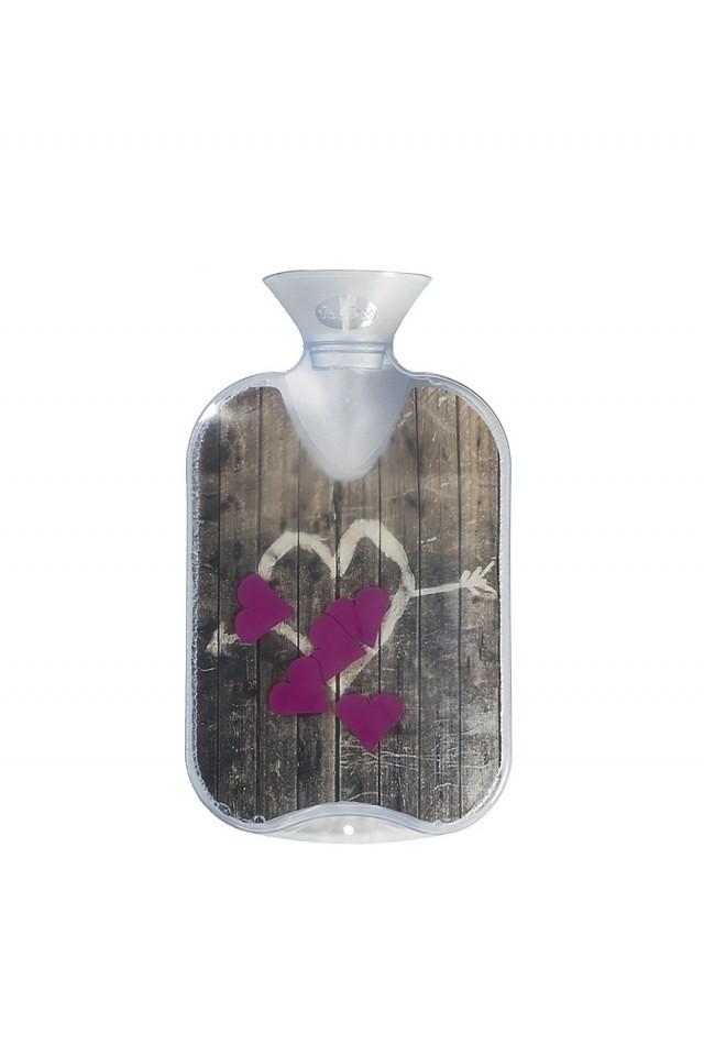 Fashy kruik 2 liter | Transparante kruik met hitte indicator