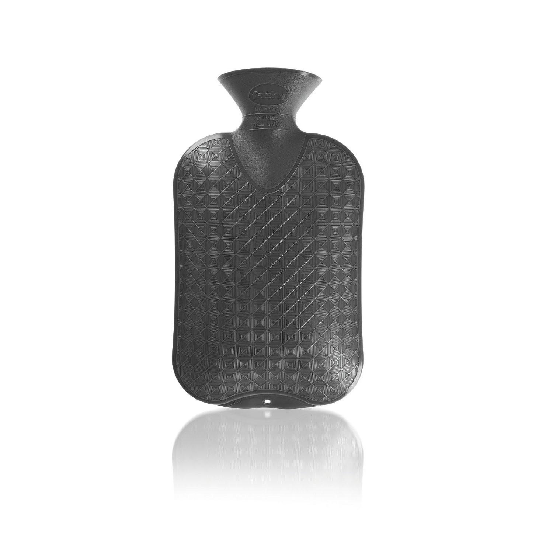 Fashy kruik 2 liter   met gladde zijden   Donker grijs