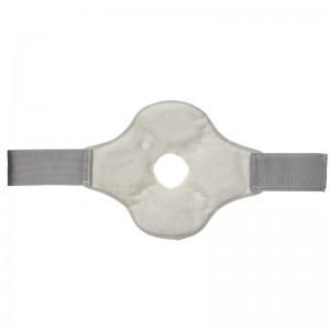 Fashy Headpack | Coldpack 12 x 19 cm met gel parels | Knie- en elleboogkussen